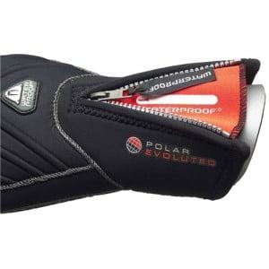 Waterproof G1 7mm 3-finger zip