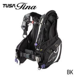 Tusa Tina BCD back/side