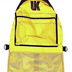 Uni bag med plastik håndtag og skulderstroppe