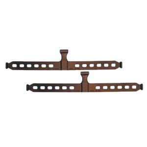 Universal fin strap