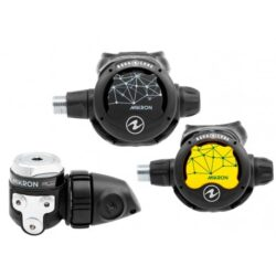 Aqualung ACD Black DIN with Octopus