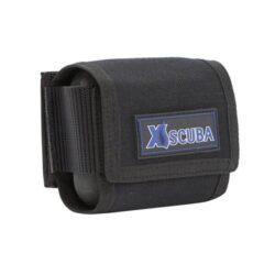 XS Scuba vægtlomme/trimlomme 2kg