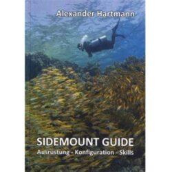 Sidemount Guide på tysk bog